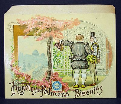 Kaufmannsbild - Huntley & Palmers - Biscuits - Sammelbild (Lot - 4497