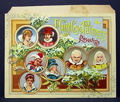 Kaufmannsbild - Huntley & Palmers - Biscuits - Sammelbild (Lot - 4496