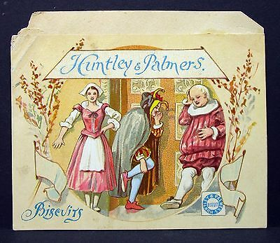 Kaufmannsbild - Huntley & Palmers - Biscuits - Sammelbild (Lot - 4499