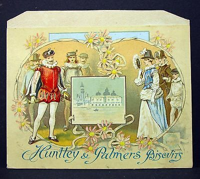 Kaufmannsbild - Huntley & Palmers - Biscuits - Sammelbild (Lot - 4498