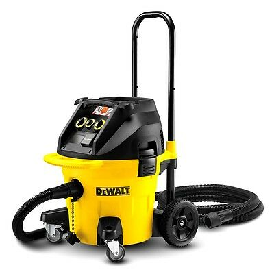 DeWalt DWV902M-XE 1400W 38L M Class Dust Extractor Vacuum Cleaner