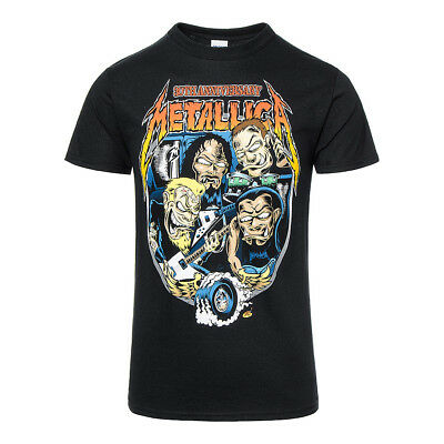 Official T Shirt METALLICA Black FILIMORE POSTER Band Tee All Sizes