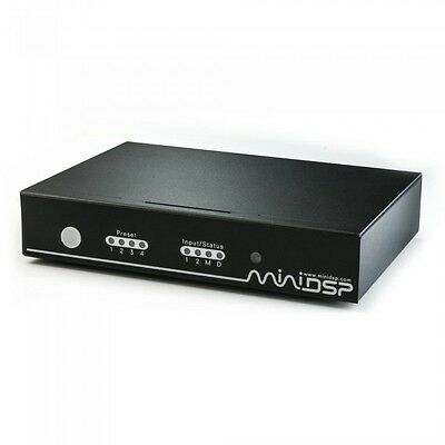MiniDSP nanoAVR HD 8x8 processeur Audio HDMI/USB/Ethernet