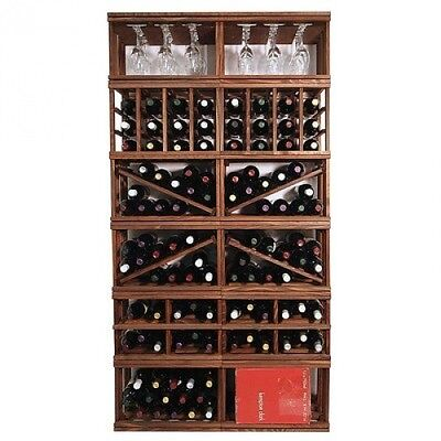 Mini Stack Series Wine Rack. Delivery is Free