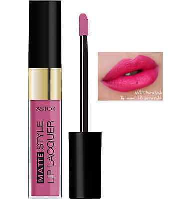 ASTOR Lip Lacquer Matte (215 Just So Stylish) NEU&OVP