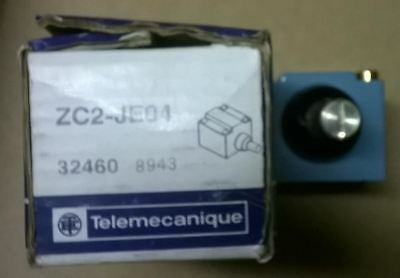Telemecanique Limit Switch Head ZC2-JE04