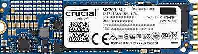 Crucial MX300 M.2-2280 1TB SATA III Solid State Drive