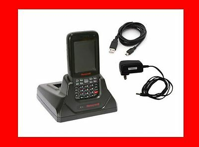 Honeywell Dolphin 6000 Unlocked GSM Complete Kit US Version Power Cables