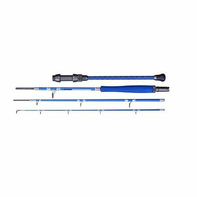 Shakespeare Agility 2 EXP TRAVEL Boat Rods - With Case - All Models - NEW 2017