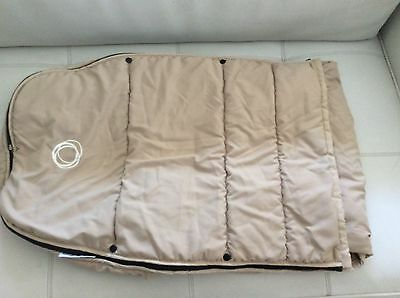 Bugaboo Cameleon Frog baby infant Warm Footmuff Seat Toddler Winter Snow Cover