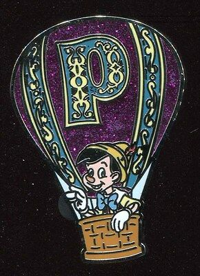 Hot Air Balloons Mystery Adventure is out there! Pinocchio Disney Pin 101317