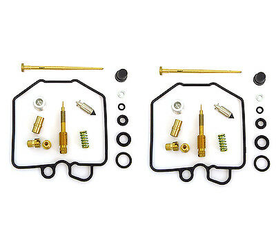 Carburetor Repair Rebuild Kit Complete Set 2 Carbs 1980-1982 Honda CX500 CX 500
