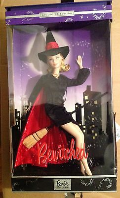 Samantha Bewitched Barbie - Classic TV Series - Collectors Edtion - 2001 - NIB