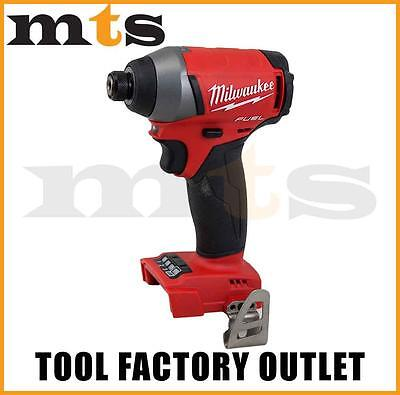 """Milwaukee M18Fid-0 Fuel 1/4"""" Hex 18V Brushless Impact Driver 2Nd Generation"""