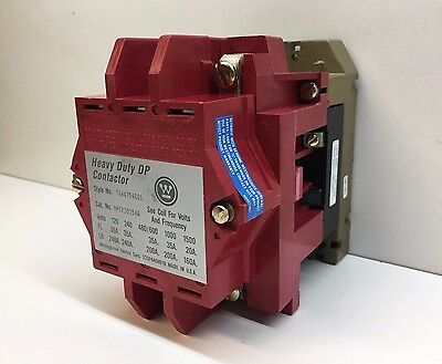 Westinghouse DPCK3035AW Definite Purpose Heavy Duty Contractor 3P (766A754G01)