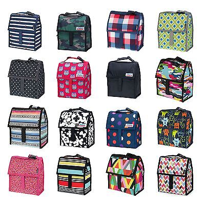 Packit Cool Bag Personal Freezable lunch pack Cooler 10 hours cold - NEW designs