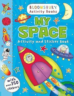 My Space Activity and Sticker Book (Activity & Sticker Book)