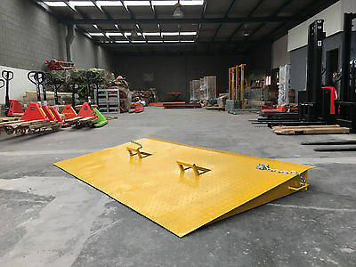 Brand New 5T Capaicty Container Ramp
