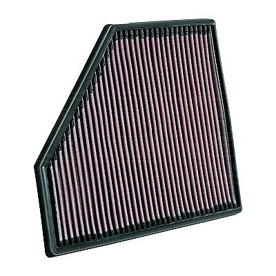 K&N Replacement Air Filter - 33-3051 - Fits BMW