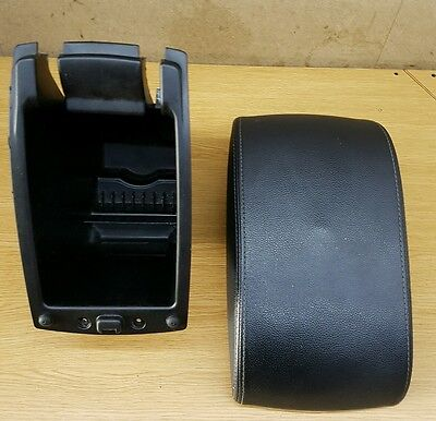 FORD MONDEO MK4 2007-2011  Centre Armrest Leather With Storage BOX