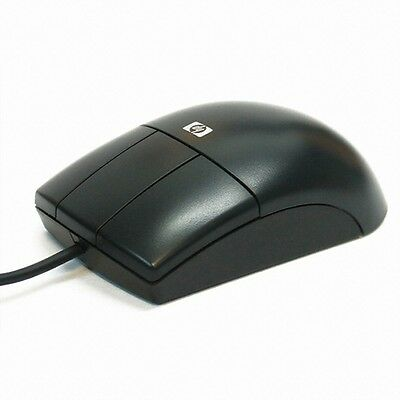 HP USB Optical 3 Button Mouse (No scroll wheel) DY651A