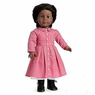 "American Girl ADDY DOLL 18"" Historical Meet Outfit African (No book) NEW in Box"