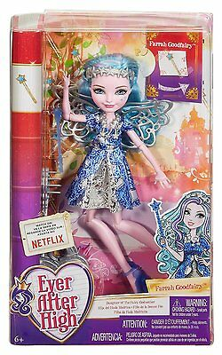 Ever After High Bambola FARRAH GOODFAIRY 30cm by Mattel DHF93