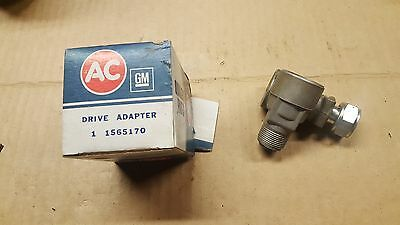 AC Delco GM Drive Adapter 1 - 1565170 Speedometer In Original Box Dana 300