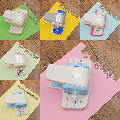Various Pattern Paper Cutters DIY Cards Scrapbooking Embossing Craft Tool 1 pc