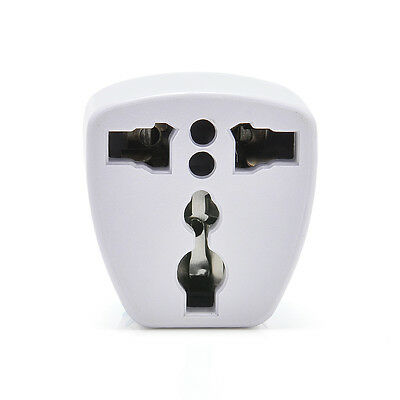 Universal Tour Travel Power Plug EU UK AU to US USA AC Outlet Adapter Converter