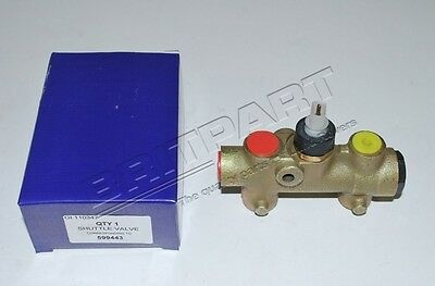 Brake Pipe Shuttle Valve Land Rover Series 3 599443