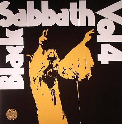 BLACK SABBATH - Vol 4 - Vinyl (gatefold LP + CD)