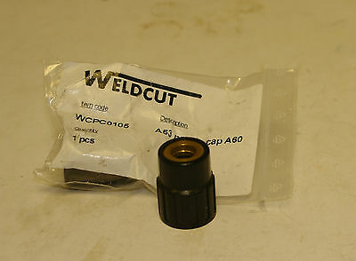 Plasma outer nozzle retaining cap PC105 A53 and the A60