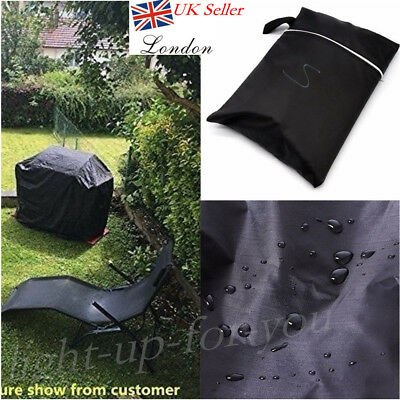 170/145CM Waterproof BBQ Barbeque Grill Storage Protector Cover Outdoor Garden