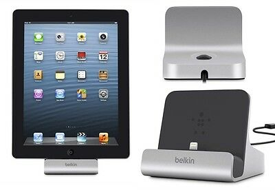 Belkin iPad / Pro /Air / Mini & iPhones Express Charge Sync Dock 1.2m cable