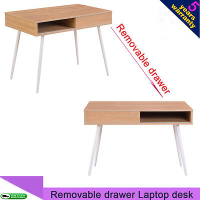 New Removable Drawer Office Laptop Desk Computer PC Table Workstation Study Home