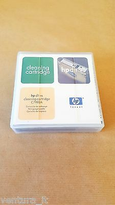 HP C7998A DLT VS80 & DLT-1 Cleaning Cartridge. New & Unused. Free 1st Class Post