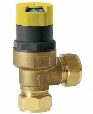 22mm Differential By-Pass Valve - ABV-1