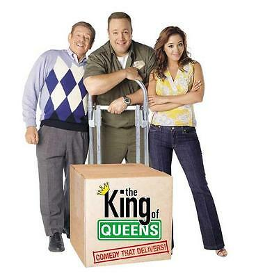 The King of Queens Movie POSTER 27 x 40, Kevin James, A,  LICENSED NEW
