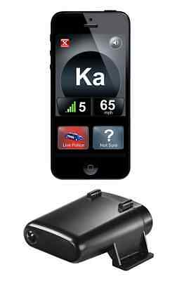 Snooper Cobra iRadar S125R Radar Laser Speed Camera Detector Mobile Android