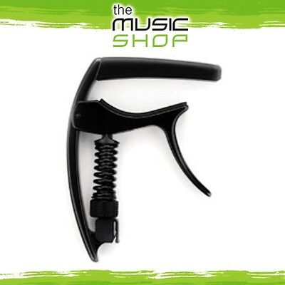 New Planet Waves NS Tri-Action Guitar Capo - Black - CP-09