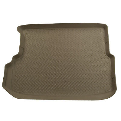 Husky Liners 23163 Cargo Liner Custom Fit Rubber Tan