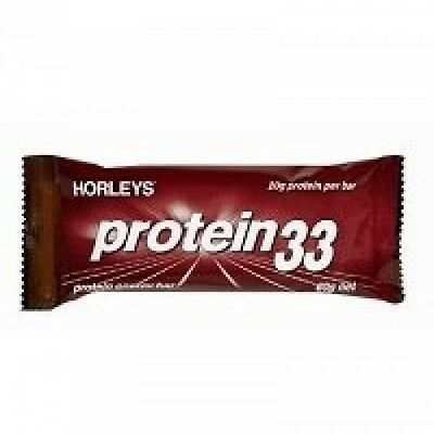 Horleys Protein 33 Cookie And Cream Bar 60G X12
