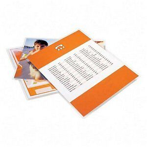 Letter Size Laminating Pouches - 3mil, New, Free Ship