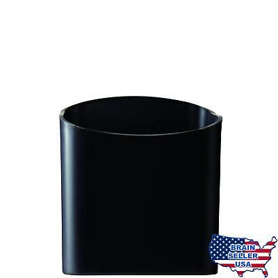 Quartet Magnetic Pen and Pencil Cup Holder, Black (48120-BK), New, Free Ship