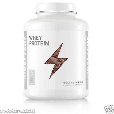 PROTEINA BATTERY Nutrition WHEY PROTEIN 2000 GR BISCOTTO 0702811672796