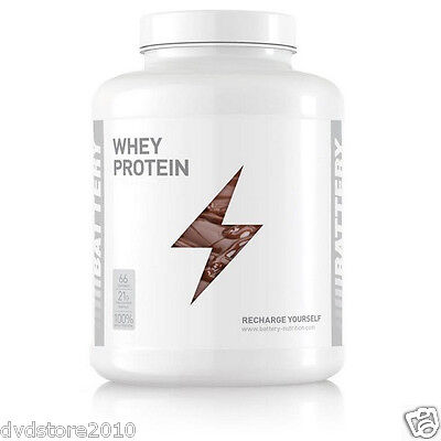 PROTEINA BATTERY Nutrition WHEY PROTEIN 2000 GR CIOCCOLATO AL LATTE