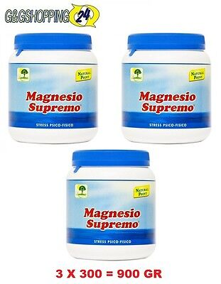 Antistress Natural Point Magnesio Supremo 3X300 900 gr