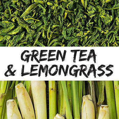 Green Tea & Lemongrass x 50 ml fragrance oil for candles melts soap burners