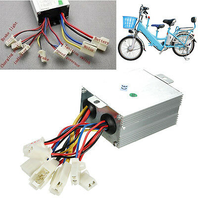 24V 500W Motor Brushless Speed Controller For Electric Bicycle Scooter Bike
